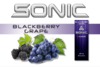 SONIC VAPE BLACKBERRY GRAPE 10ml
