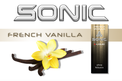 SONIC VAPE FRENCH VANILLA 10ml