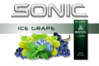 SONIC VAPE ICE GRAPE 10ml