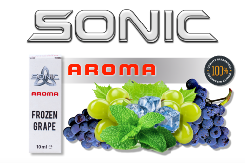 SONIC AROMA FROZEN GRAPE